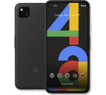"""GooglePixel4aG025N (Just Black) 5.81"""" OLED 1080x2340/2.2GHz&1.8GHz/128GB/6GB/Android 10/WiFi,BT,4G/ MPHP001104EU5"""