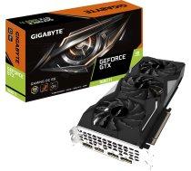Gigabyte Graphics Card|GIGABYTE|NVIDIA GeForce GTX 1660 TI|6 GB|192 bit|PCIE 3.0 16x|GDDR6|Memory 12000 MHz|GPU 1860 MHz|Dual Slot Fansink|1xHDMI|3xDisplayPort|GV-N166TGAMINGOC-6GD - GV-N166TGAMINGOC-6GD