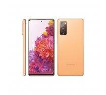 """Samsung Galaxy S20 FE Orange, 6.5 """", Super AMOLED, 1080 x 2400, Exynos 990, Internal RAM 6 GB, 128 GB, microSD, Dual SIM, Nano-S"""