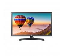 "LG 28TN515S-PZ televizors 69,8 cm (27.5"") HD Viedtelevizors Wi-Fi Melns"