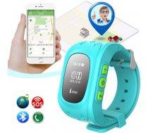 Bērnu pulkstenis Kids Tracker ar GPS trekeri un telefona funkciju Smart Baby Watch Q50 / PTAC AIZLIEGTS PRODUKTS