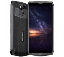 Pretsitienu viedtālrunis Ulefone Power 5 ar jaudīgu bateriju 13 000 mAh, divām kamerām, divām SIM kartēm, 6 GB RAM, 64 GB