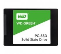 WESTERN DIGITAL SSD|WESTERN DIGITAL|Green|120GB|SATA 3.0|TLC|Read speed 545 MBytes/sec|2,5"