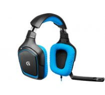 Headset Logitech G430 Surround 7.1 (981-000537) ( 981000537 981000537 ) austiņas