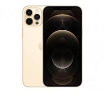 Apple iPhone 12 Pro Max 128GB gold (Super Retina XDR Display  5G  4K Videoaufnahme  5x optischer Zoom  MGD93ZD/A) ( MGD93ZD/A MGD93ZD/A ) Mobilais Telefons