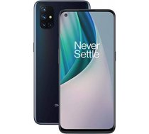 "OnePlus Nord N10 5G 16.5 cm (6.49"") Oxygen OS USB Type-C 6 GB 128 GB 4300 mAh Blue ( 5011101334 5011101334 5011101334 ) Mobilais Telefons"