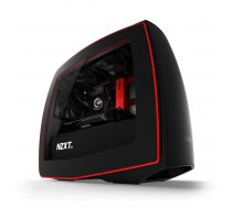NZXT computer case Manta Black/Red with window ( CA MANTW M2 CA MANTW M2 CA MANTW M2 ) Datora korpuss