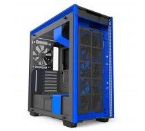 Obudowa Nzxt Obudowa komputerowa NZXT H700i matowa Melns/niebieska - CA-H700W-BL ( CA H700W BL CA H700W BL CA H700W BL ) Datora korpuss