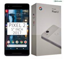 Google Pixel 2 128GB - Clearly White ( GA00129 GB 0842776101266 GA00129 GB GOOPI2128WD T MLX18128 ) Mobilais Telefons