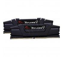 DDR4 16GB PC 3200 CL15 G.Skill KIT (2x8GB) 16GVK RipjawsV ( F4 3200C15D 16GVK F4 3200C15D 16GVK F4 3200C15D 16GVK ) operatīvā atmiņa