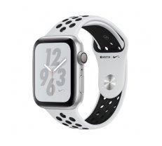 Apple Watch Nike+ Series 4 GPS 44mm Silver Alu Nike Band ( MU6K2 MU6K2FD/A MU6K2 MU6K2EL/A MU6K2FD/A MU6K2GK/A MU6K2UA/A MU6K2WB/A MU6K2ZP/A ) Viedais pulkstenis  smartwatch