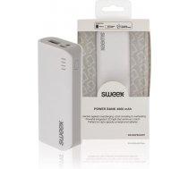 Powerbank Sweex SW4000PB002WH SW4000PB002WH ( JOINEDIT17534597 ) Powerbank  mobilā uzlādes iekārta