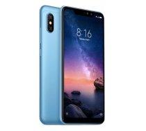 Xiaomi Redmi Note 6 Pro 3GB/32GB blue ( MZB6888EU 20332 24820 3461 6941059615057 703855 MZB6888EU Redmi Note 6 Pro Blue TKOXAOSMA0200 T MLX26888 ) Mobilais Telefons