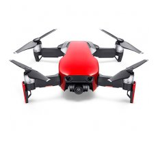DJI MAVIC AIR Fly More Combo Flame Red (U11X/SO1A) ( CP.PT.00000169.01 159909 CP.PT.00000169.01 ) Droni un rezerves daļas