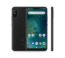 Xiaomi Mi A2 LITE 4GB/64GB black (Atjaunots  garantija 12 mēneši) ( MZB6412EU REF MZB6412EU 19064 BAL TN ) Mobilais Telefons