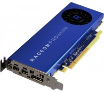 AMD Radeon Pro WX2100 2GB GDDR5 PCIe Workstation Grafikkarte 2x Mini DP/1x DP ( 100 506001 100 506001 ) video karte