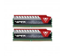 Patriot Viper Elite DDR4 2x4GB 2400MHz 1.2V - red ( PVE48G240C5KRD PVE48G240C5KRD PVE48G240C5KRD ) operatīvā atmiņa