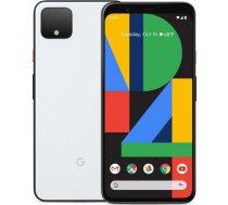 Google Pixel 4 64GB Clearly White ( GA01188 DE GA01188 DE ) Mobilais Telefons