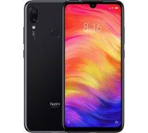 Xiaomi Redmi Note 7 4GB/64GB Black ( MZB7559EU 21104 21104 704109 M1901F7G4/64GBBLK MZB7559EU REDMI NOTE 7 64GB/4GB BLACK TKOXAOSMA0247 TKOXAOSMA0260 T MLX32305 ) Mobilais Telefons