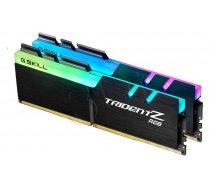 G.Skill  Trident Z RGB DDR4  2x8GB  3200MHz  CL16 (F4-3200C16D-16GTZRX ) ( F4 3200C16D 16GTZRX F4 3200C16D 16GTZRX F4 3200C16D 16GTZRX ) operatīvā atmiņa