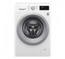 LG Washing mashine F2J5WN4W Front loading  Washing capacity 6.5 kg  1200 RPM  Direct drive  A+++  Depth 45 cm  Width 60 cm  White  Display  ( F2J5WN4W F2J5WN4W ) Veļas mašīna