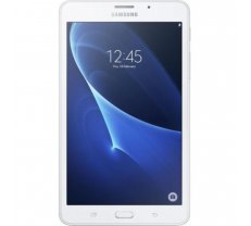 "Samsung Galaxy Tab A SM-T285N 8GB 3G 4G 7"" White ( SM T285 White SM T285NZWABTU SM T285NZWAXEF SM T285NZWAXEO SM T285NZWAXEO# SM T285NZWAXEO* ) Planšetdators"