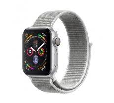 Apple Watch Series 4 GPS 40mm Silver Alu Seashell Loop ( MU652FD/A MU652FD/A MU652 MU652FD/A MU652GK/A MU652UA/A MU652WB/A MU652ZP/A ) Viedais pulkstenis  smartwatch