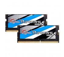 SO DDR4 8GB PC 2400 CL16 G.Skill KIT (2x4GB) 8GRS ( F4 2400C16D 8GRS F4 2400C16D 8GRS F4 2400C16D 8GRS ) operatīvā atmiņa