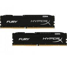 Kingston HyperX FURY 2x8GB 2400MHz DDR4 CL15 DIMM  black ( HX424C15FB2K2/16 HX424C15FB2K2/16 HX424C15FB2K2/16 ) operatīvā atmiņa