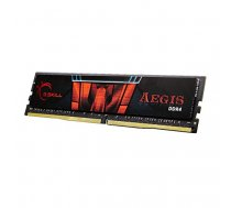 DDR4  8GB PC 2400 CL15 G.Skill    (1x8GB) 8GIS  Aegis  4 ( F4 2400C15S 8GIS F4 2400C15S 8GIS F4 2400C15S 8GIS ) operatīvā atmiņa