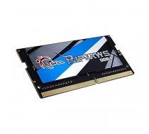 G.Skill 8 GB  DDR4  2666 MHz  Notebook  Registered No  ECC No ( F4 2666C18S 8GRS F4 2666C18S 8GRS F4 2666C18S 8GRS ) operatīvā atmiņa