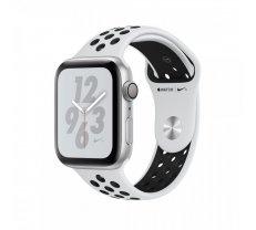 Apple Watch Nike+ Series 4 GPS 40mm Silver Alu Nike Band ( MU6H2 MU6H2FD/A MU6H2 MU6H2FD/A MU6H2GK/A MU6H2UA/A MU6H2WB/A MU6H2ZP/A ) Viedais pulkstenis  smartwatch