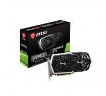 MSI GeForce GTX 1660 Ti ARMOR 6G OC NVIDIA  6 GB  GeForce GTX 1660 Ti  GDDR6  PCI Express x16 3.0  Processor frequency 1860 MHz  HDMI ports ( JOINEDIT22800895 ) video karte