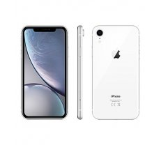 Apple iPhone XR 64GB White ( MRY52 703954 703982 iPhone XR 64GB white MRY52 MRY52CN/A MRY52ET/A MRY52GH/A MRY52PM/A MRY52QL/A MRY52RM/A MRY52ZD/A TKOAPPSMA0535 ) Mobilais Telefons