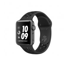 Apple Watch Nike+ Series 3 GPS 38mm Grey Alu Nike Band ( MTF12ZD/A MTF12ZD/A MTF12CN/A MTF12FS/A MTF12GK/A MTF12MP/A MTF12ZD/A ) Viedais pulkstenis  smartwatch