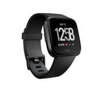 Fitbit Versa black S-L ( FB505GMBK EU FB505GMBK EU FB505GMBK EU ) Viedais pulkstenis  smartwatch
