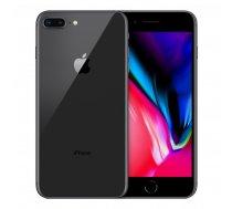 Apple iPhone 8 Plus Space Grey  5.5 amp;quot;  LED-backlit IPS LCD  1080 x 1920 pixels  Apple  A11 Bionic  Internal RAM 3 GB  64 GB  Single ( MQ8L2ET/A MQ8L2ET/A ) aksesuārs mobilajiem telefoniem
