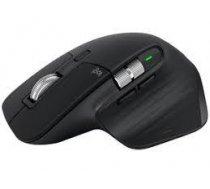 Logitech MX Master 3 Advanced Black  wireless ( 910 005710 910 005710 910 005710 ) Datora pele