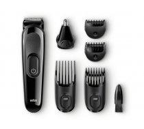BRAUN matu un bārdas trimmeris 6in1 MGK 3020 ( MGK3020 6635 MGK 3020 MGK3020 ) matu  bārdas Trimmeris