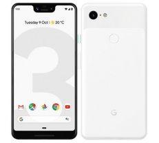 Google Pixel 3 128GB White ( 842776107848 842776107848 Pixel 3 clearly white TKOGOGSMA0013 T MLX30822 ) Mobilais Telefons