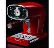 Ariete Coffee maker Retro A1388/30 Pump pressure 15 bar  Built-in milk frother  Semi-automatic  850 W  Red ( A1388/30 A1388/30 ) Virtuves piederumi