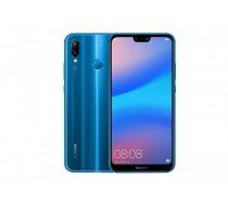 Huawei P20 lite 64GB Blue ( 51092FTP 51092FTP 51092FTP 6901443217410 703443 ANE LX1 BLUE HUAP20LIDSBLEU Huawei P20 Lite Blue P20 Lite blue P20 Lite blue 64gb T MLX22161 ) Mobilais Telefons