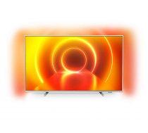 Philips 65PUS7855/12 65 (164 cm)  Smart TV  Saphi  4K UHD  3840 x 2160 pixels  Wi-Fi  DVB-T/T2/T2-HD/C/S/S2   Light-silver 8718863023426 ( 65PUS7855/12 10068 65PUS7855/12 ) LED Televizors
