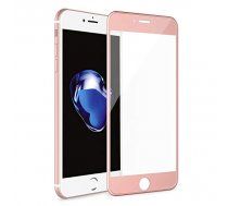 Swissten Ultra Durable 3D Japanese Tempered Glass Premium 9H Aizsargstikls Apple iPhone 7 / 8 Rozā Zelts SW-JAP-T-3D-IPH78-RG ( JOINEDIT17974721 ) aizsardzība ekrānam mobilajiem telefoniem