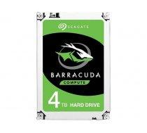 Seagate Barracuda ST4000DM004 (4 TB ; 3.5 Inch; SATA III; 256 MB; 5400 rpm) ( ST4000DM004 ST4000DM004 ) cietais disks