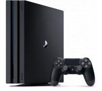 Sony PlayStation PS4 Pro 1TB Black ( CUH 7216B 9936763 CUH7216B CUH 7216B CUH 7216B 1TB BLACK Playstation 4 Pro black 1TB CUH 7216B ) spēļu konsole