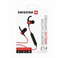 Swissten Active Wireless Bluetooth 4.2 Earphones / A2DP / AVRCP / HSP / HFP / Bezvadu Sporta Austiņas Sarkanas SW-AC-SPHS-RD ( JOINEDIT19308623 ) aksesuārs mobilajiem telefoniem