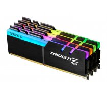 memory D4 3000 32GB C16 GSkill TriZ K4 R ( F4 3000C16Q 32GTZR F4 3000C16Q 32GTZR F4 3000C16Q 32GTZR ) operatīvā atmiņa