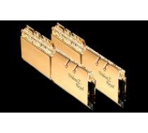 G.Skill Trident Z Royal DDR4 32GB (2x16GB) 3000MHz CL16 1.35V XMP 2.0 Gold ( F4 3000C16D 32GTRG F4 3000C16D 32GTRG F4 3000C16D 32GTRG ) operatīvā atmiņa
