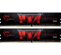 G.Skill Aegis DDR4 32GB (2x16GB) 3000MHz CL16 1.35V XMP 2.0 ( F4 3000C16D 32GISB F4 3000C16D 32GISB F4 3000C16D 32GISB ) operatīvā atmiņa